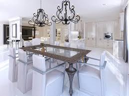 tavolo sala da pranzo sala da pranzo lussuosa con le sedie progettista e tavolo
