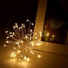 Novelty String Lights by 20ft 8 Modes Battery Operated Led Wire String Lights Torchstar