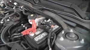 honda civic fuse box locations youtube