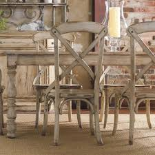 Distressed Black Dining Room Table Distressed Dining Room Chairs Simple For Other Home Design