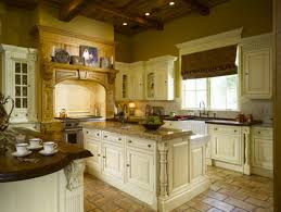 Glazed Kitchen Cabinets Pictures Antique Cream Colored Kitchen Cabinets Youtube Regarding Cream