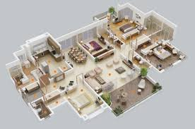 4 bedrooms house plan dream house pinterest bedrooms and house