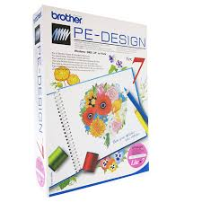 pe design sewing and embroidery machines products