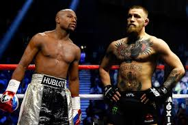 conor mcgregor and floyd mayweather allegedly reach agreement for