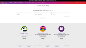 Virgin America Route Map Ux Case Study The World U0027s First Responsive Airline Website