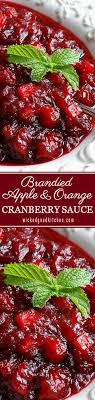 orange bourbon cranberry sauce sauces spices rubs