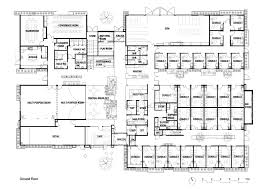 Orange County Convention Center Floor Plan by Ballarat Community Health Primary Care Centre Designinc Archdaily