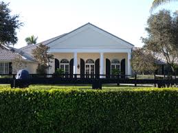 large modern florida style ranch house plans exterior design that