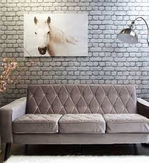 Classic Tufted Sofa Nk Classic Tufted Sofa Nickey Kehoe Gray Tufted Sofa Iasc 2015