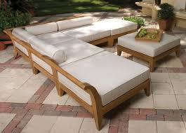 wooden corner sofa set bcdesignwood promo outdoor lounge wooden corner sofa russcarnahan