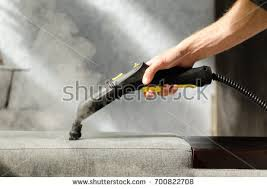 Clean Sofa With Steam Cleaner Steam Cleaner Stock Images Royalty Free Images U0026 Vectors