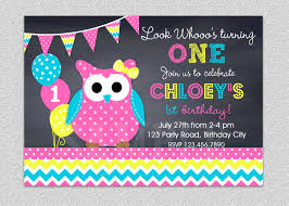 owl birthday party invitations stephenanuno com