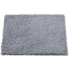Rug Pads For Area Rugs Amazon Com Microfiber Area Rugs For Living Room Non Slip Bath Rug