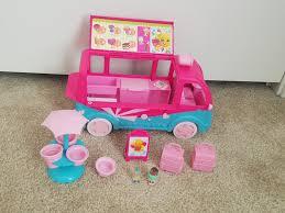 glitter truck shopkins glitter ice cream truck u0026 kooky mercari buy u0026 sell
