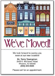 relocation moving cards smartpractice