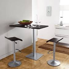 table snack cuisine fascinant table haute de cuisine bloc2 283 29 chaise en verre