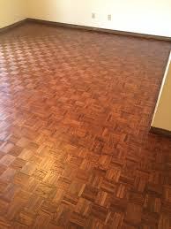 parquet floor sedona stain water based satin finish