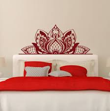 White Wall Decals For Bedroom Online Get Cheap Headboard Wall Decal Aliexpress Com Alibaba Group