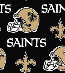 new orleans saints nfl cotton fabric joann