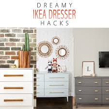 dreamy dresser ikea hacks the cottage market