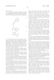 patent us20040091589 prevention of synthetic color fading in
