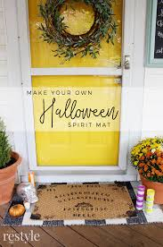 halloween spirit store diy halloween spirit board mat robb restyle