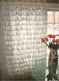Country Ruffled Valances Cheap Unique Rowley Ruffle Shower Curtain Country Ruffled Valances