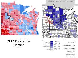 Minnesota Usa Map by Do Swedish Americans Vote For Democrats National Origins And