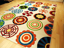Circle Area Rug Olefin Area Rug 8x10 Country Bedroom Decor Picture Ledge