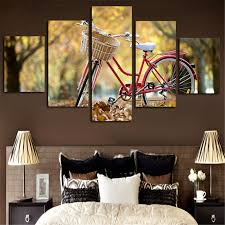 Posters For Living Room by Online Get Cheap Bicycle Wall Art Picture Aliexpress Com