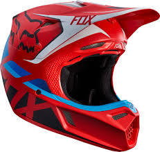 red dirt bike boots fox 17 v3 seca ece mx helmet red motocross off road dirt bike gear