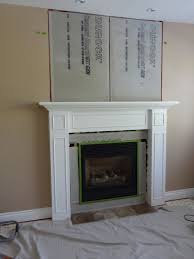 cement board fireplace style home design lovely at cement board