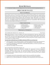 finance resumes 5 6 finance resumes leterformat