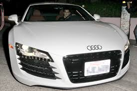 audi r8 lance stewart cars hollywood stars who drive cars