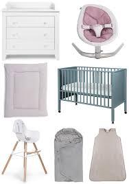 la chambre de bébé les indispensables pour la chambre de bébé frenchy fancy