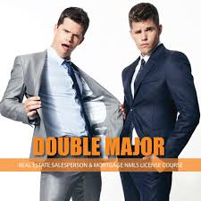 double major real estate salesperson u0026 mortgage nmls license
