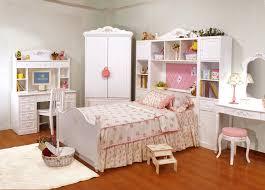furniture nice kids room cute pink dotty wallpaper girls bedroom