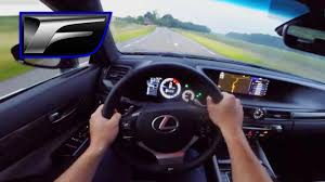 gsf lexus horsepower lexus gs f 2016 first drive impression pov 5 0 v8 477 hp youtube