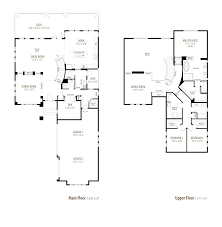Charleston Floor Plan by Charleston Morrison Homes