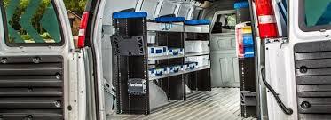 Cargo Van Shelves by Sortimo By Knapeide U2013 Auto Safety House Llc