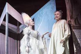 a christmas carol review jim broadbent is a west end scrooge to