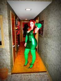 Green Ivy Halloween Costume Green Tights 11 99 Poison Ivy Costume Green