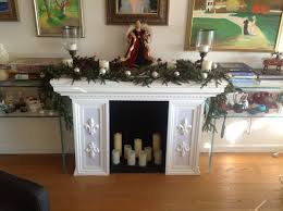 home decor new cardboard christmas fireplace popular home design