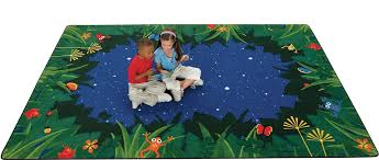 Mickey Mouse Rugs Carpets Peaceful Tropical Night Rug Cfk65xx Carpets For Kids