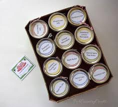 gift of the month clubs jelly of the month club christmas gift idea pa country crafts