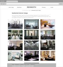 Home Design Website Interior Design Website U2013 Reinboth U2022 Physical Pixel