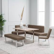 Expandable Dining Room Tables Modern Kitchen Corner Booth Dining Set With Centerpieces For Dining