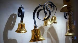 free stock photo of bells blur close up