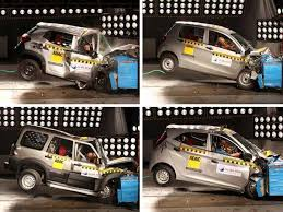 zero star rating for indian cars in crash test global ncap in