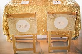 Bride And Groom Chair Signs Chair Wedding Signs Bride And Groom Trendy Bride Magazine